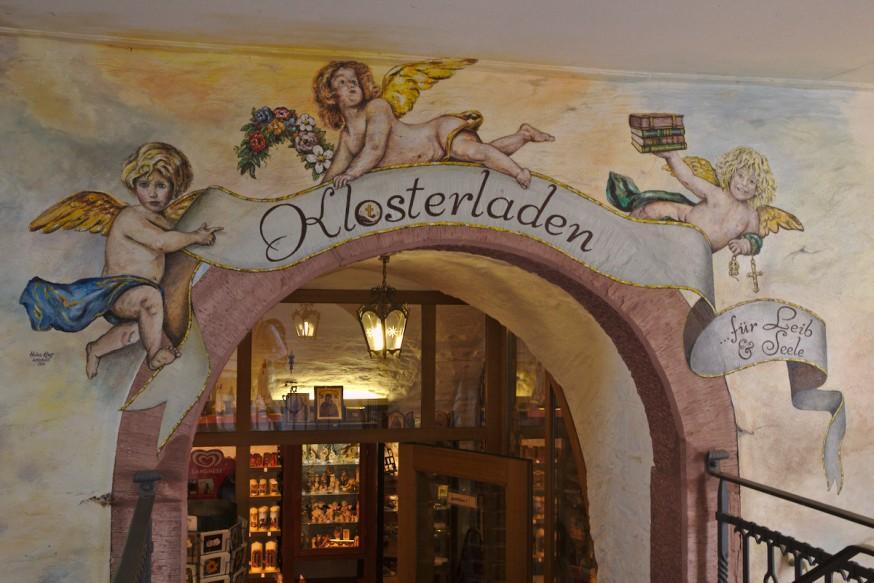 Boutique - Kloster Engelberg Grossheubach