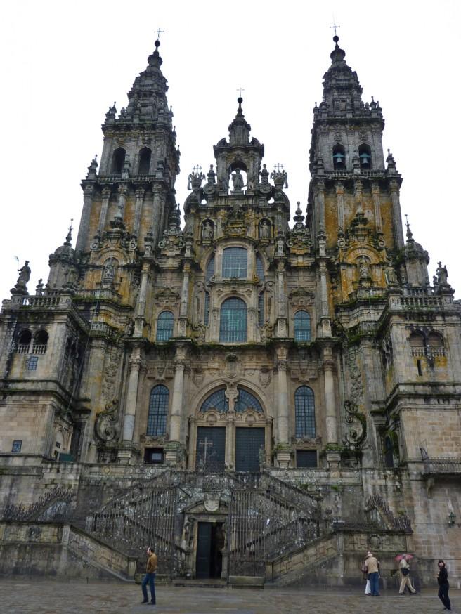 Cathedrale - Saint-Jacques-de-Compostelle