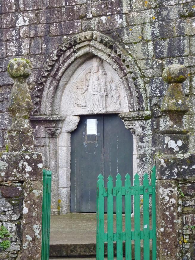 Eglise de Palas del Rey - Galice - Compostelle
