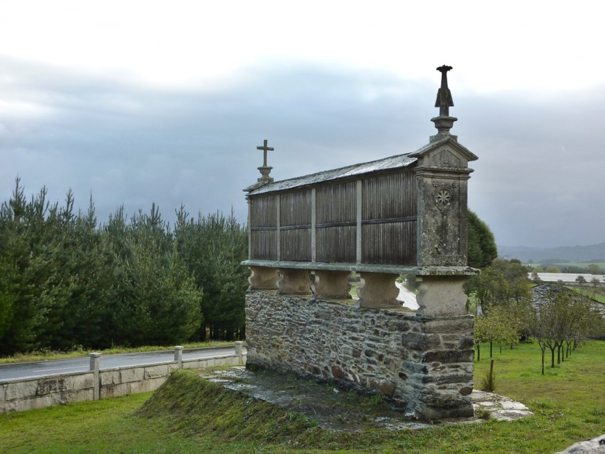 Horreo - Galice - Compostelle