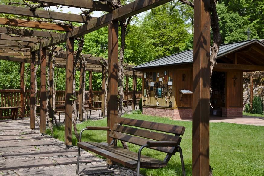 Jardin - Kloster Engelberg Grossheubach