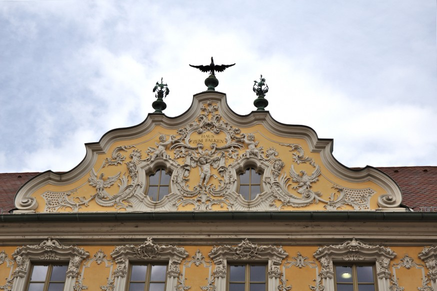 Maison baroque zum Falken - Würzburg