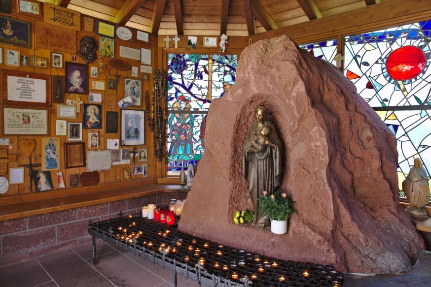 OFfrandes à Marie - Kloster Engelberg
