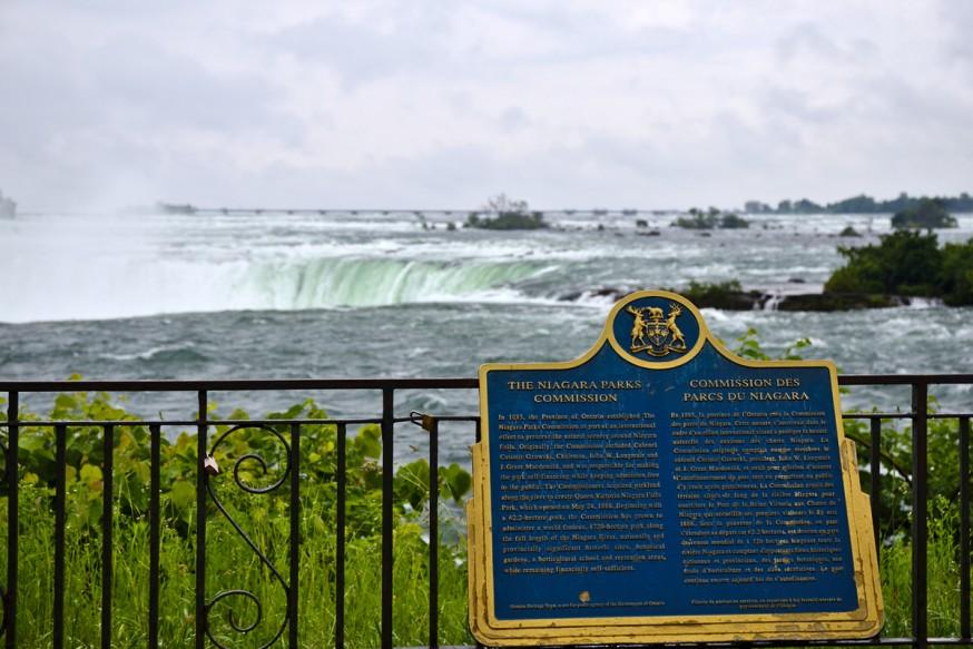 Chutes du Niagara - Ontario - Canada - 1