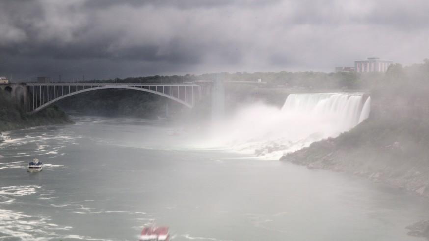 Chutes du Niagara - Ontario - Canada - 3
