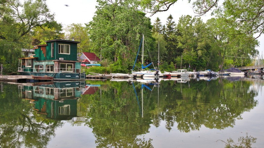 Algonquin Island - Iles de Toronto