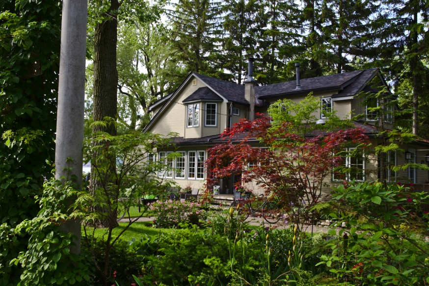 Cottage canadien - Iles de Toronto