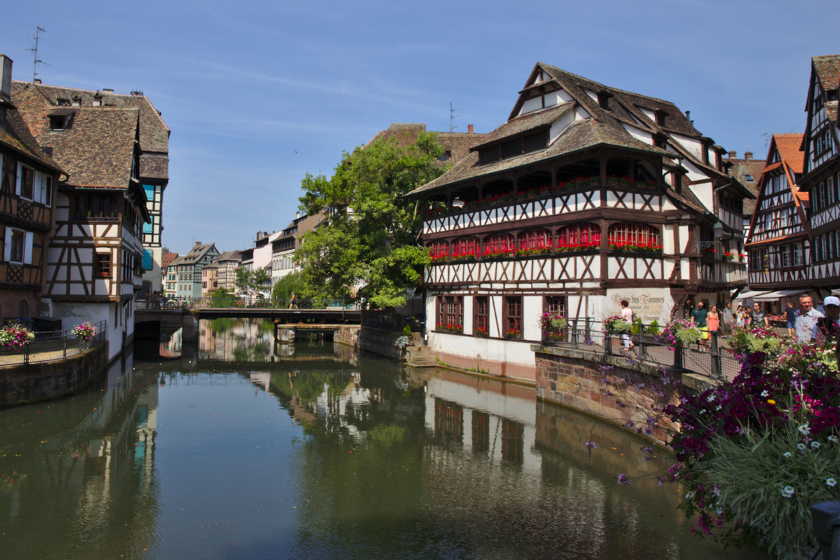 Strasbourg au fil de l 39 eau cassonade et camembert - Salon de la gastronomie strasbourg ...