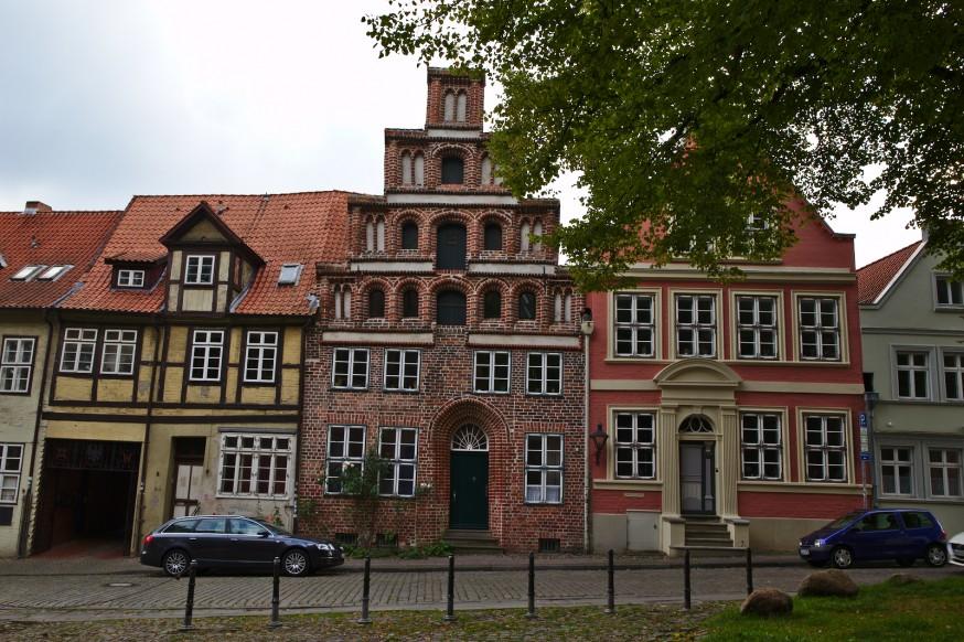 Johann-Sebastian-Bach-Platz - Lunebourg