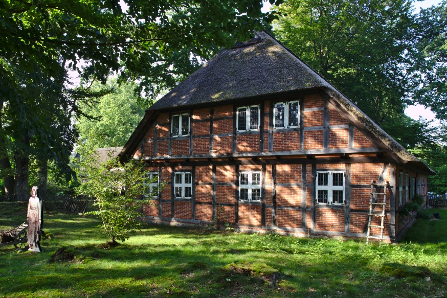 Maison de Wilsede - Lande de Lunebourg