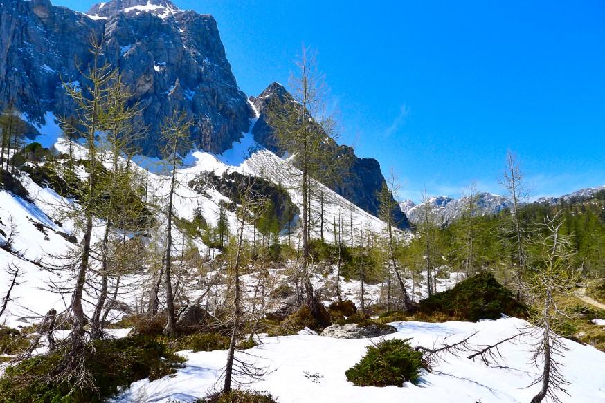 Col de Vrsic - Randonnee Sleme - Slovenie - 4