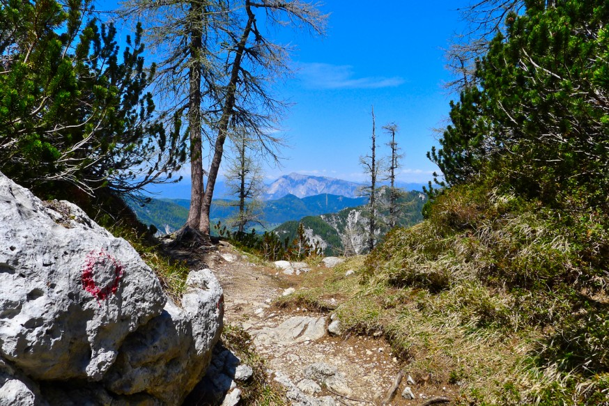 Col de Vrsic - Randonnee Sleme - Slovenie - 5
