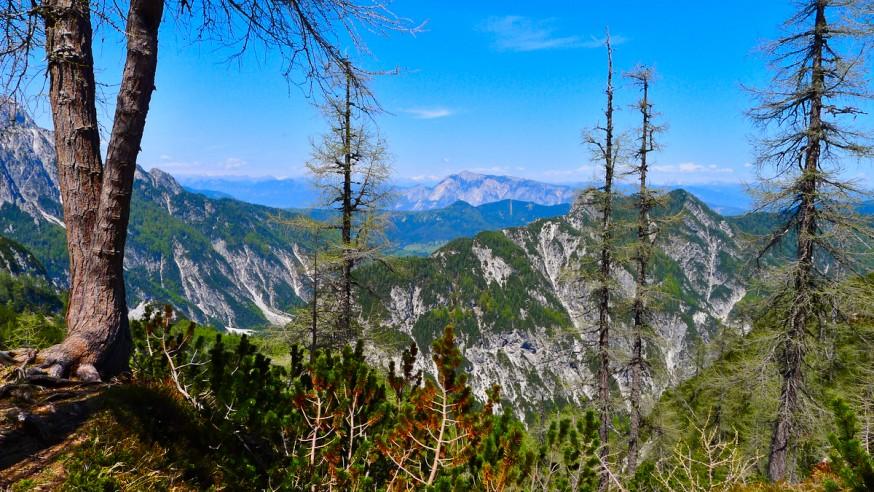 Col de Vrsic - Randonnee Sleme - Slovenie - 6