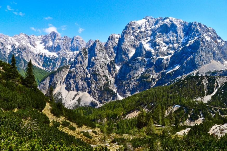 Col de Vrsic - Randonnee Sleme - Slovenie - 7