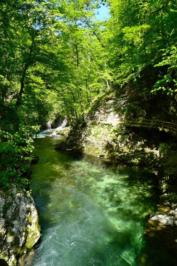 Gorges de Vingtar - Slovenie - 2