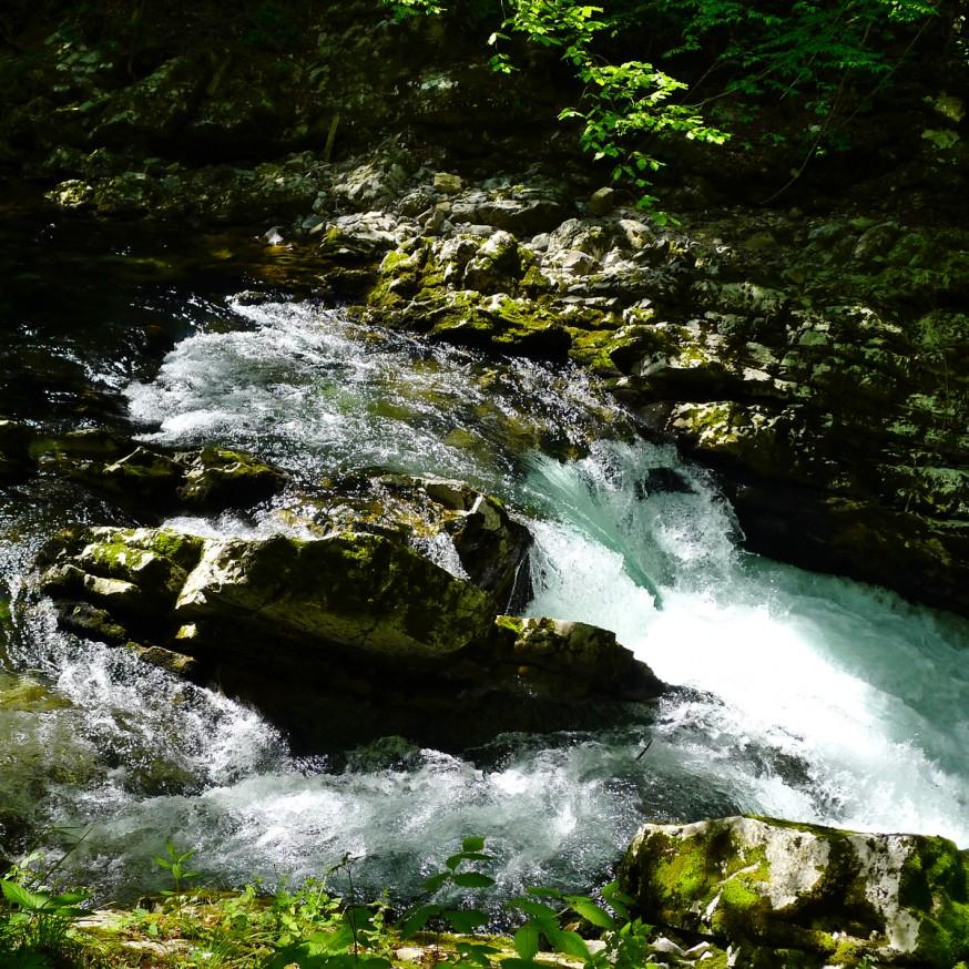 Gorges de Vingtar - Slovenie - 4