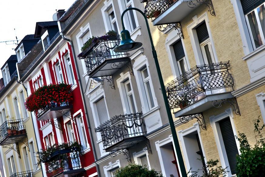 Jolies maisons - Darmstadt Bessungen