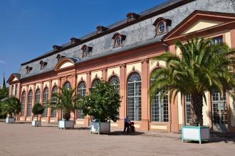 Orangerie - Darmstadt Bessungen