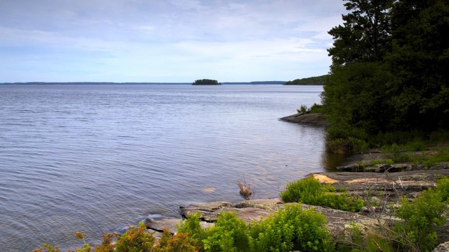 Lac Huron - Killbear Provincial Park