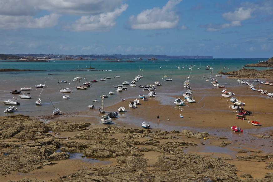 Eau turquoise - Port - Saint-Briac-sur-Mer