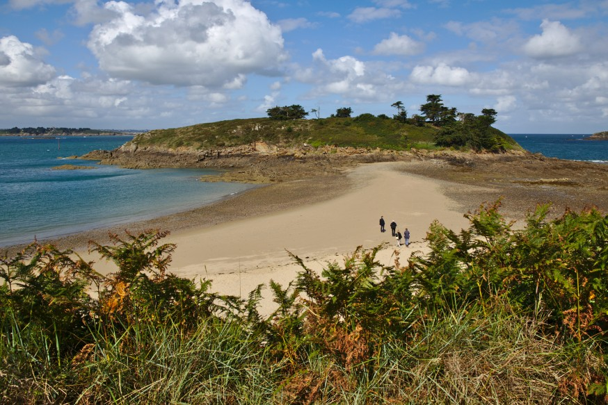 Ile du Perron - Saint-Briac-sur-Mer